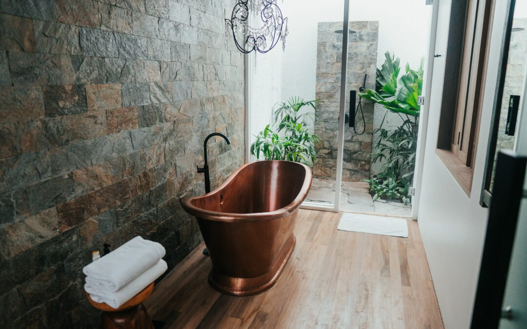Stylish Ways to Use Copper in Your Bathroom Design